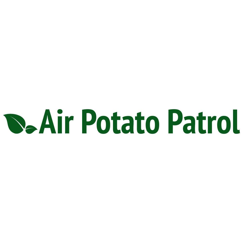 Air Potato Patrol Logo Design Gainesville & Hernando County, FL