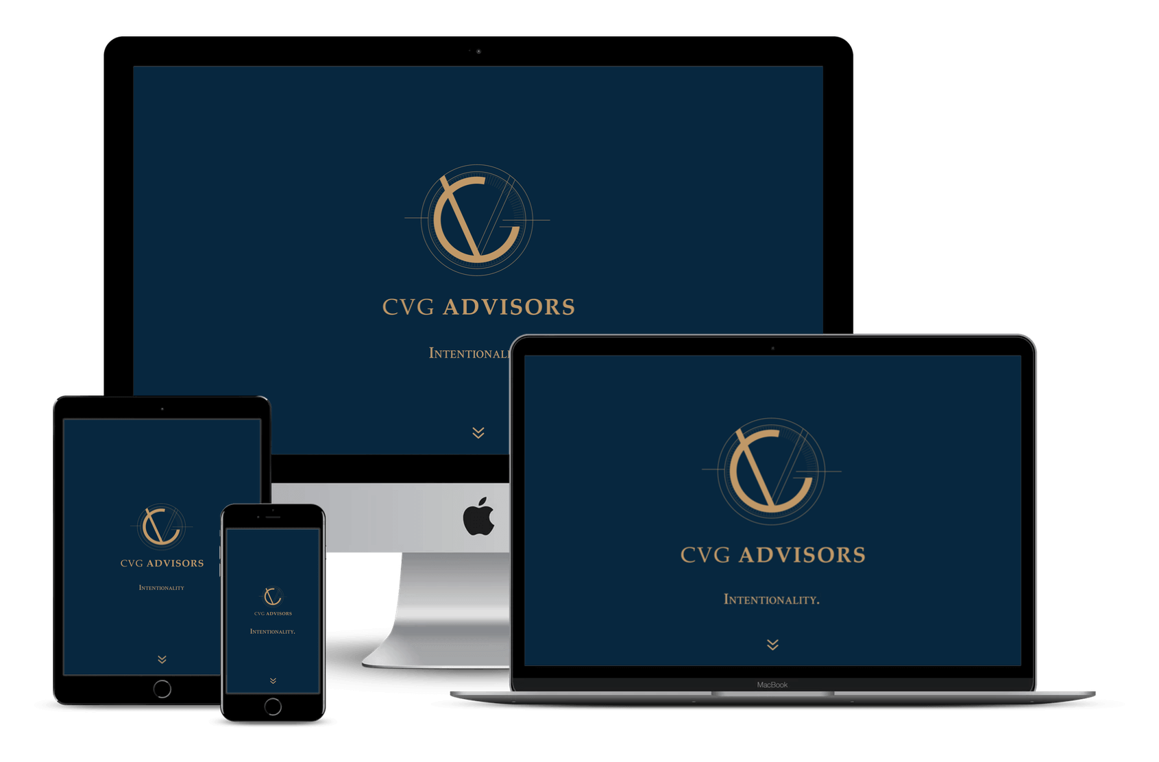 CVG Advisors — Atlanta, GA Website Design