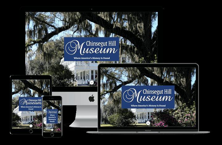 Chinsegut Hill Museum — Brooksville, FL Website Design