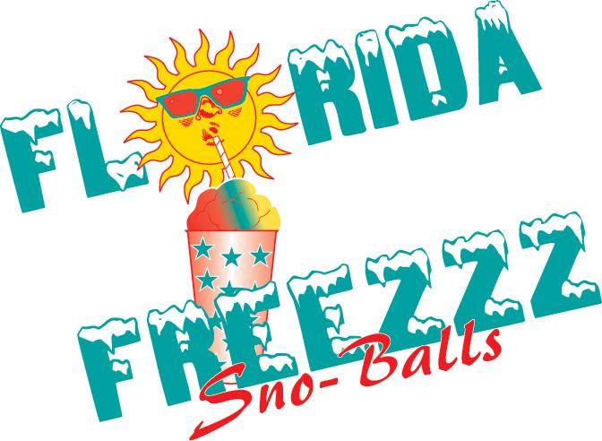 Florida Freeze Logo Design Orlando, FL