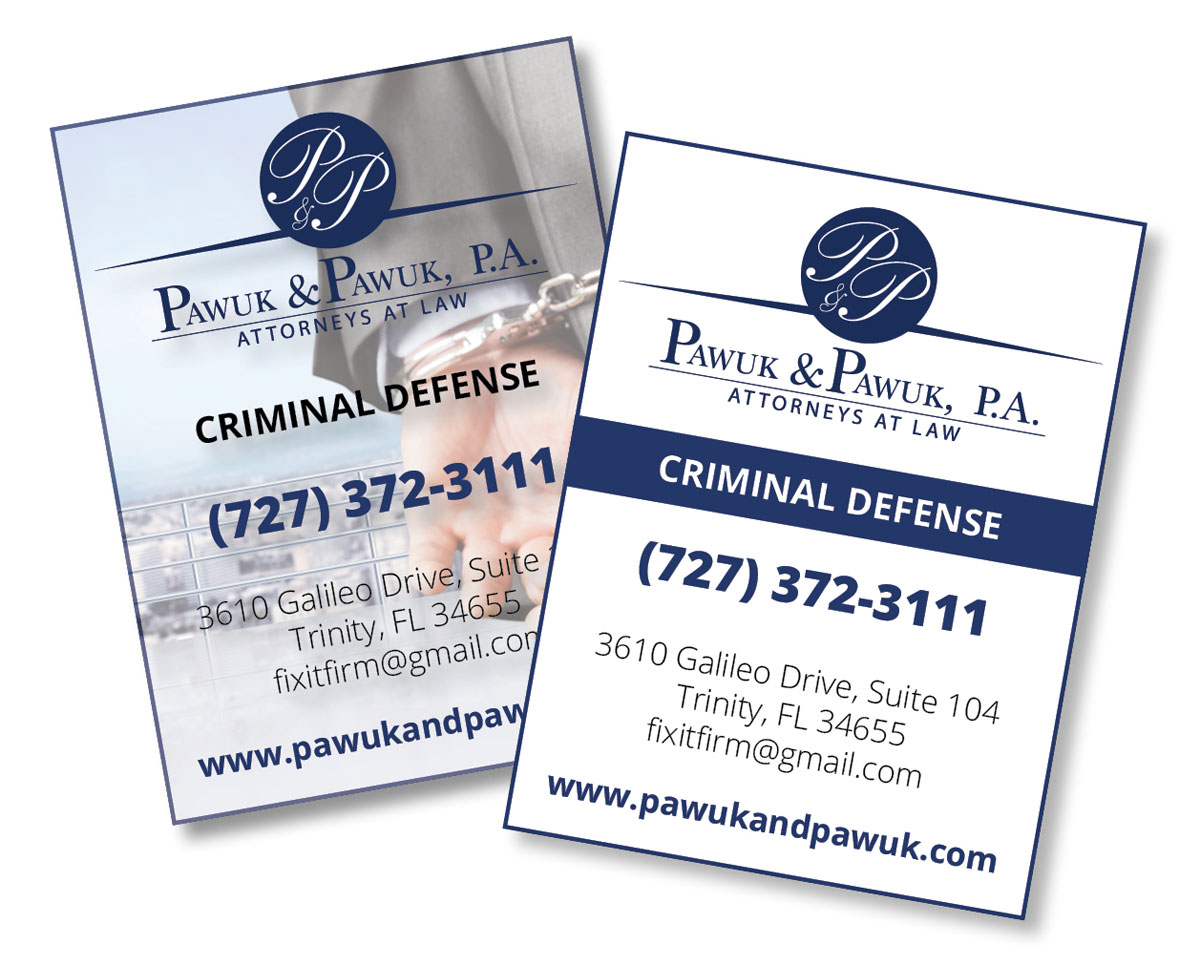 Lawyer Law Firm Ad Design