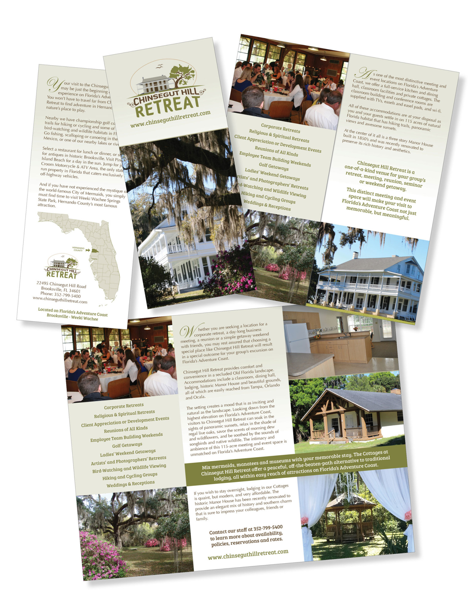 Chinsegut Hill Brochure