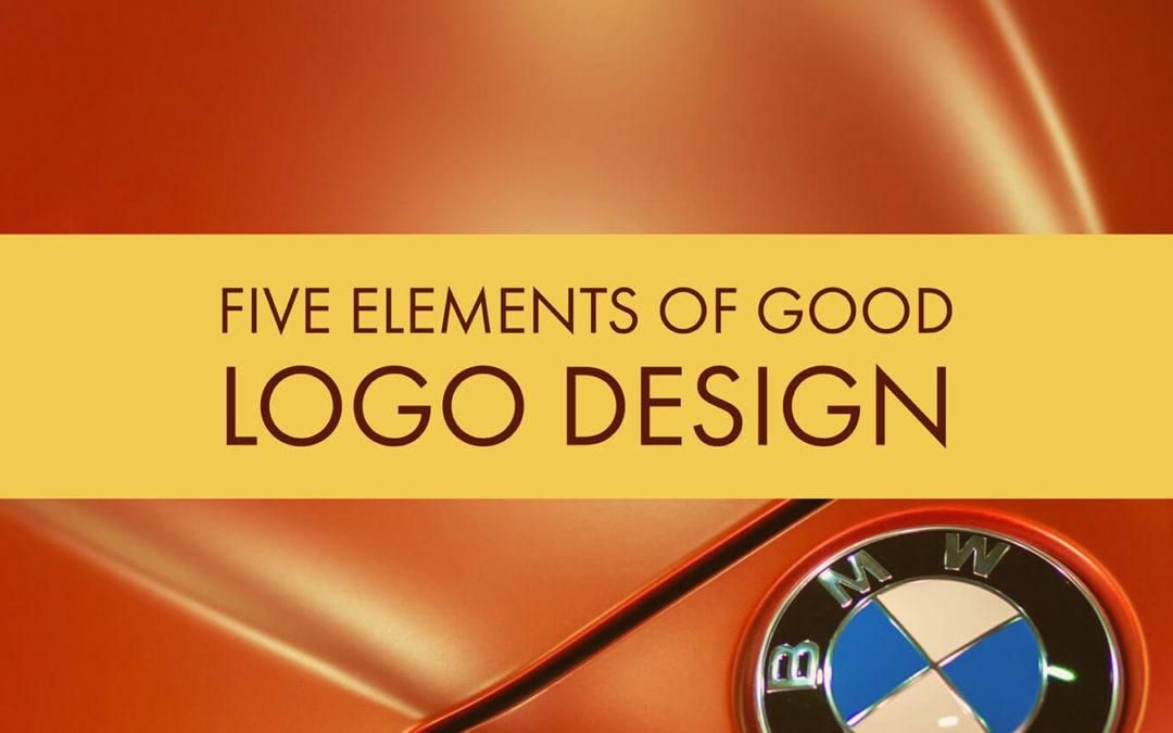 5 Elements of Effective Logo Design