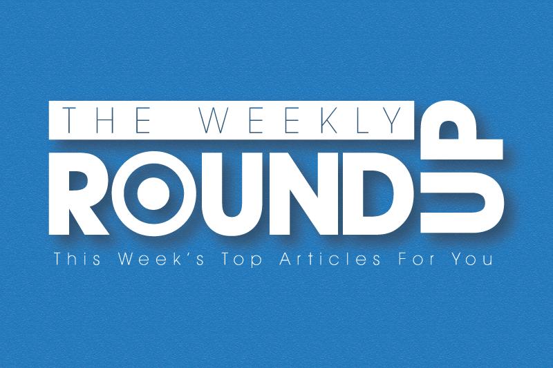 Weekly Roundup: May 7th, 2018