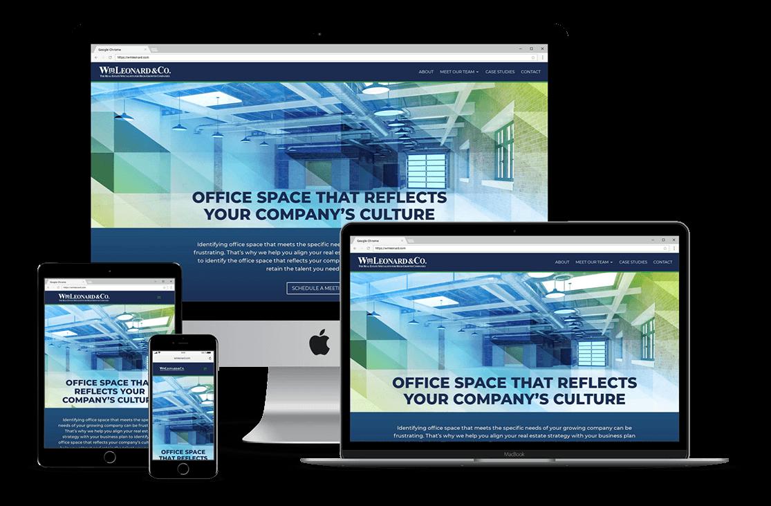 Real Estate Leasing Website Design – Pasco, FL