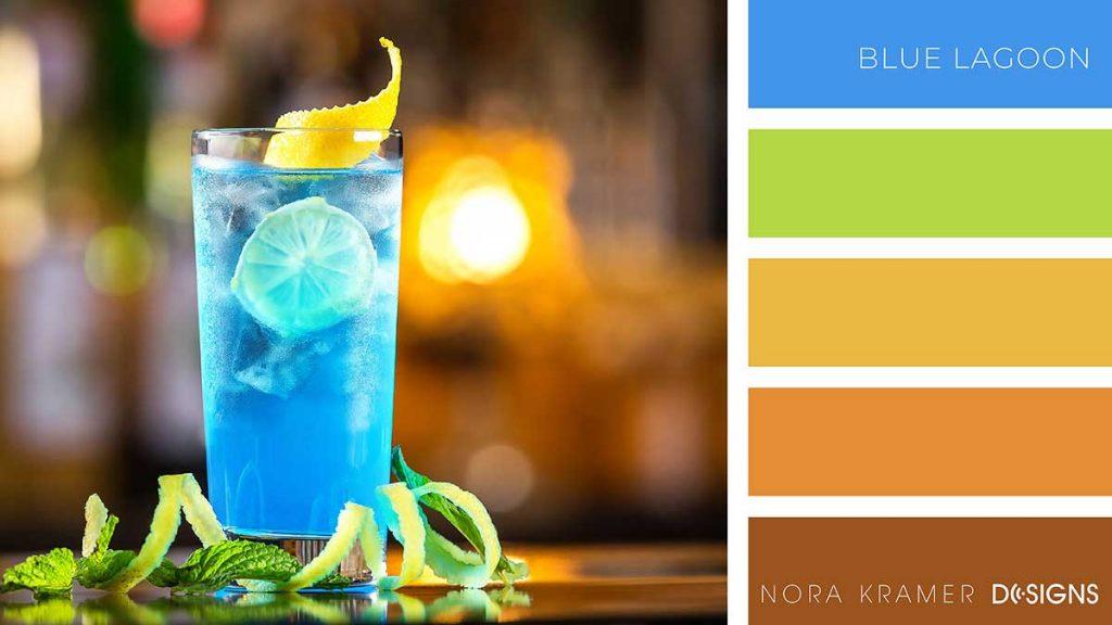 Blue Lagoon Color Palette