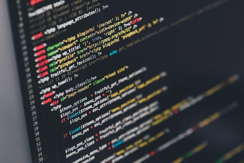 Coding for web design