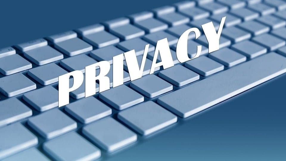 Defining the privacy policies for website