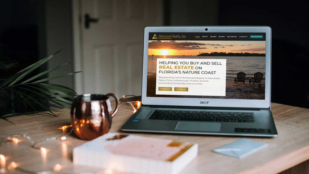 custom website design hernando