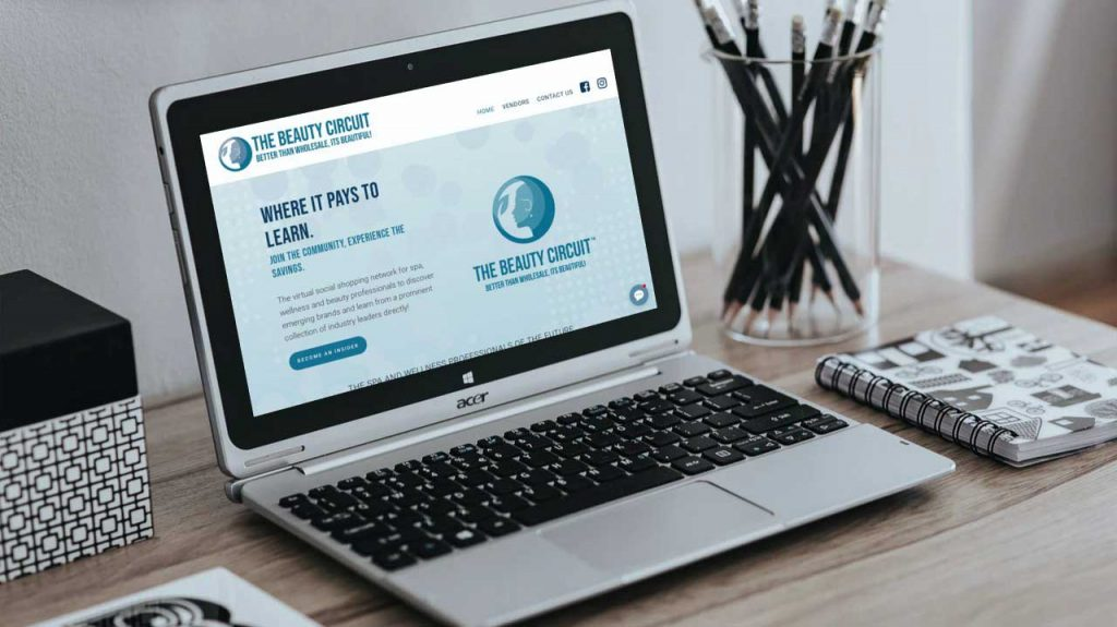 budget website design pasco county